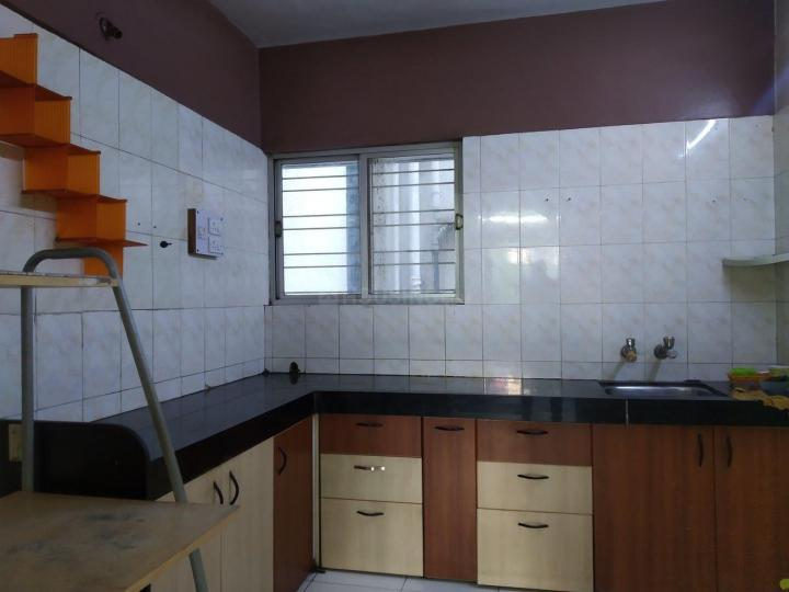 Kitchen Image of 1400 Sq.ft 3 BHK Apartment for rent in Hadapsar for 18500