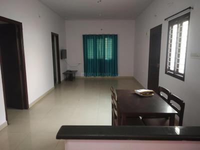 Gallery Cover Image of 1000 Sq.ft 2 BHK Independent Floor for rent in Mahadevapura for 20000