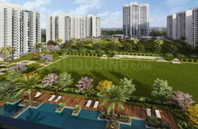 Gallery Cover Image of 991 Sq.ft 2 BHK Apartment for buy in Godrej Nurture, Electronic City for 7000000