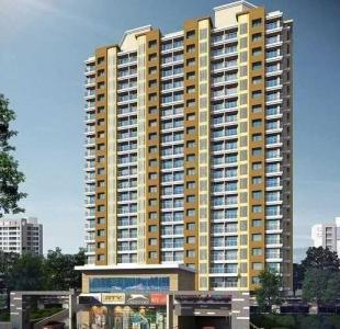 Gallery Cover Image of 747 Sq.ft 1 BHK Apartment for buy in Salasar Exotica I, Mira Road East for 5960000
