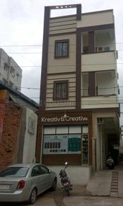 Gallery Cover Image of 1200 Sq.ft 2 BHK Independent Floor for rent in Bhoiguda for 16000