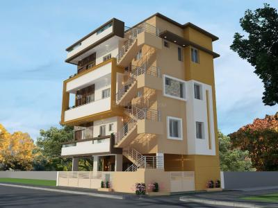 Gallery Cover Image of 3800 Sq.ft 6 BHK Independent House for buy in Akshayanagar for 17000000