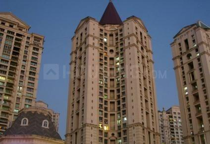 Building Image of 999 Sq.ft 2 BHK Apartment for rent in Thane West for 30000