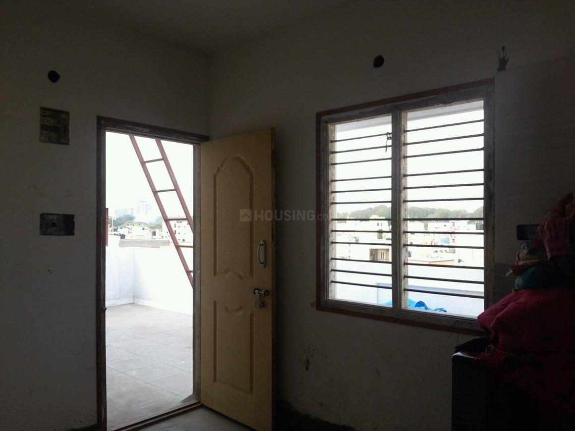 Bedroom Image of 200 Sq.ft 1 RK Independent Floor for rent in Shanti Nagar for 10000