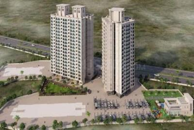 Gallery Cover Image of 711 Sq.ft 1 BHK Apartment for buy in Raj Akshay, Mira Road East for 6000000