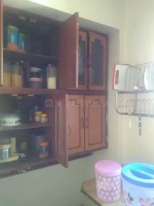 Kitchen Image of Krishna PG in Kasarvadavali, Thane West