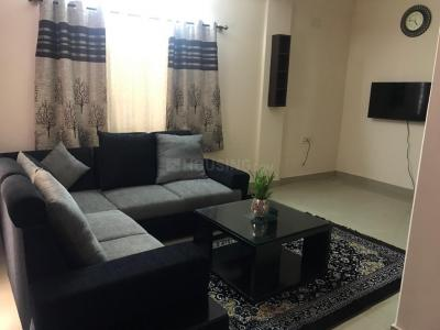 Gallery Cover Image of 1300 Sq.ft 2 BHK Independent Floor for rent in Sahakara Nagar for 23000