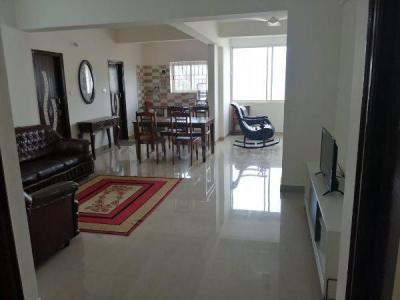 Gallery Cover Image of 1560 Sq.ft 4 BHK Apartment for rent in Dooravani Nagar for 33000