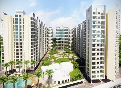Gallery Cover Image of 607 Sq.ft 1 BHK Apartment for buy in Kalyan West for 3050000