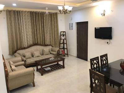 Gallery Cover Image of 1950 Sq.ft 4 BHK Apartment for rent in Sector 9 Dwarka for 27000