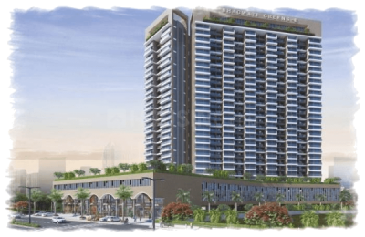 Gallery Cover Image of 1140 Sq.ft 2 BHK Apartment for buy in Bhagwati Bhagwati Greens 2, Kharghar for 15000000