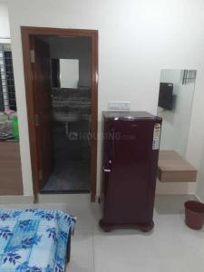 Gallery Cover Image of 400 Sq.ft 1 RK Apartment for rent in Domlur Layout for 19000