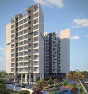 Gallery Cover Image of 881 Sq.ft 2 BHK Apartment for buy in Moshi for 4833981