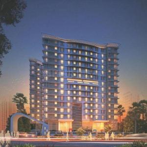 Gallery Cover Image of 700 Sq.ft 1 BHK Apartment for buy in Vardhman Grandeur, Andheri West for 14000000
