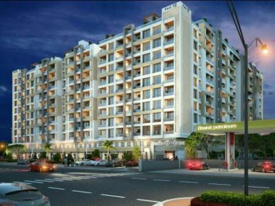 Gallery Cover Image of 710 Sq.ft 2 BHK Apartment for buy in Shankar Nagar for 2130000