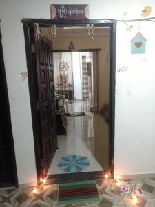 Gallery Cover Image of 900 Sq.ft 1 BHK Apartment for buy in Siddhivinayak Nagar for 2100000