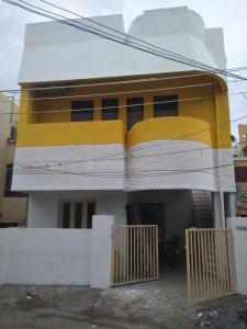 Gallery Cover Image of 1200 Sq.ft 3 BHK Independent Floor for rent in Madipakkam for 14000