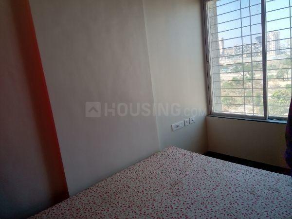 Bedroom Image of 600 Sq.ft 1 BHK Apartment for rent in Undri for 14000