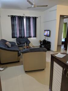 Gallery Cover Image of 1000 Sq.ft 2 BHK Apartment for rent in Undri for 11500