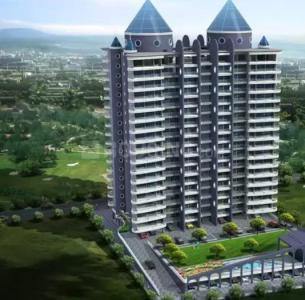 Gallery Cover Image of 1550 Sq.ft 3 BHK Apartment for rent in Tharwani Rosebella, Kharghar for 27000