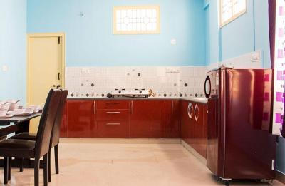 Kitchen Image of PG 4642543 Hebbal in Hebbal