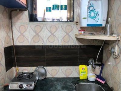Bathroom Image of Furnished Flat Available For PG (male Only) in Andheri East