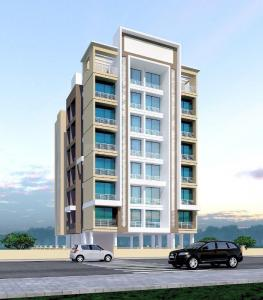 Gallery Cover Image of 660 Sq.ft 1 BHK Apartment for buy in Ulwe for 4500000