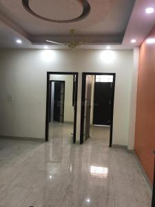Gallery Cover Image of 1200 Sq.ft 3 BHK Independent Floor for rent in Niti Khand for 15000