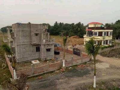 Gallery Cover Image of 1050 Sq.ft 2 BHK Villa for buy in Thakurpukur for 1800000