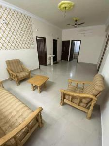 Gallery Cover Image of 800 Sq.ft 1 BHK Apartment for rent in Banjara Hills for 18000