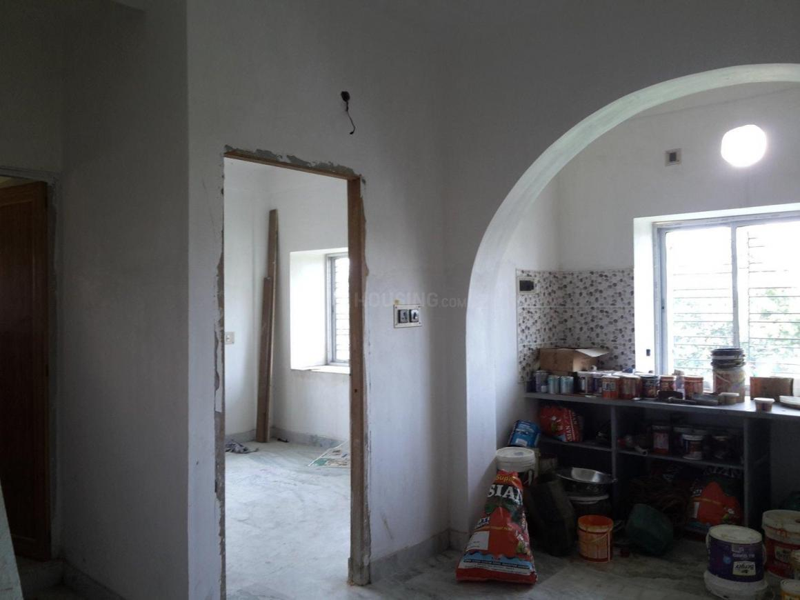 Living Room Image of 500 Sq.ft 1 BHK Apartment for buy in Behala for 1500000
