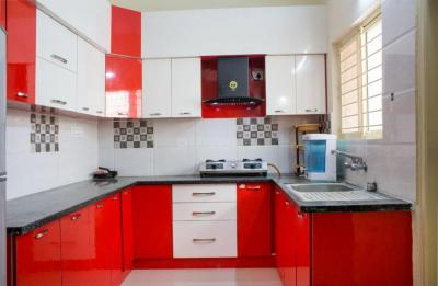 Kitchen Image of PG 4643058 K R Puram in Krishnarajapura