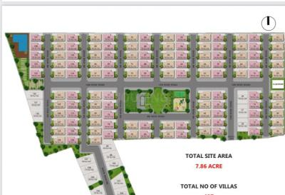 Gallery Cover Image of 1700 Sq.ft 3 BHK Villa for buy in Bowrampet for 7135098