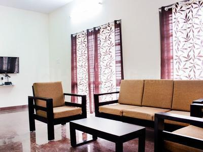 Gallery Cover Image of 1200 Sq.ft 2 BHK Independent House for rent in Banaswadi for 16000