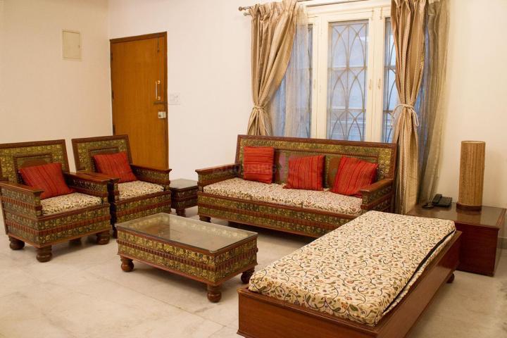 Living Room Image of PG 4642171 K R Puram in Krishnarajapura