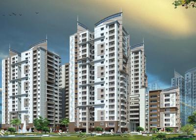 Gallery Cover Image of 1715 Sq.ft 3 BHK Apartment for buy in Shaikpet for 13000000