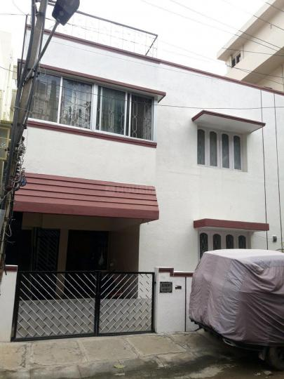 Building Image of 580 Sq.ft 1 BHK Independent Floor for rent in Indira Nagar for 21500