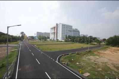 Gallery Cover Image of 1200 Sq.ft Residential Plot for buy in Ottiyambakkam for 3600000