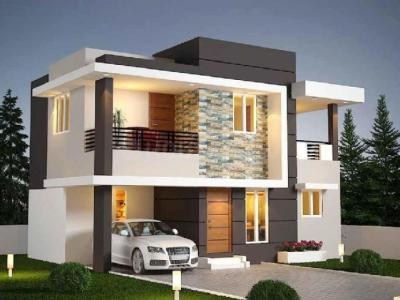 Gallery Cover Image of 900 Sq.ft 3 BHK Independent House for buy in Kelambakkam for 3720000