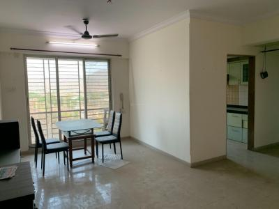 Gallery Cover Image of 1100 Sq.ft 2 BHK Apartment for rent in New Gardens, Airoli for 30000