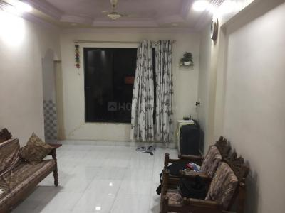 Gallery Cover Image of 550 Sq.ft 1 BHK Apartment for rent in Airoli for 19000