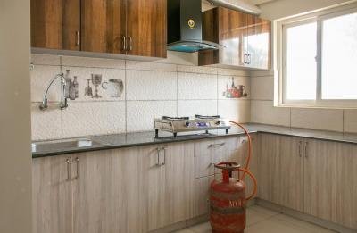 Kitchen Image of P Babu 206 in Hennur