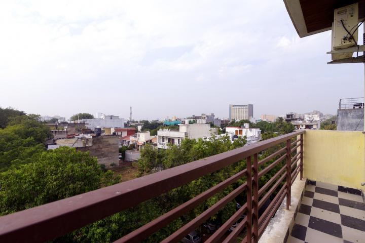 Balcony Image of Oyo Life Ol_grg1989 in Sushant Lok I