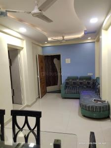 Gallery Cover Image of 750 Sq.ft 2 BHK Apartment for rent in Krishna Complex, Sanpada for 29000