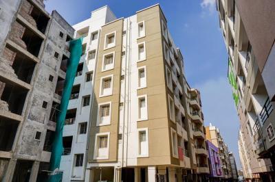 Building Image of Oyo Life Pun605 in Hinjewadi