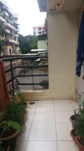 Balcony Image of Siyas PG Accommodation in Wadgaon Sheri