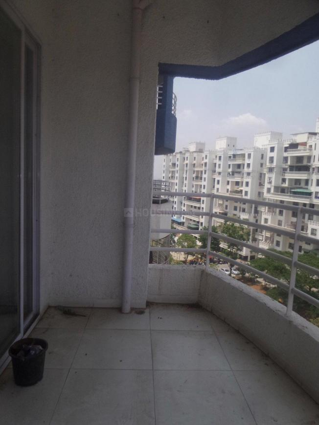 Living Room Image of 1450 Sq.ft 3 BHK Apartment for rent in NIBM  for 28000