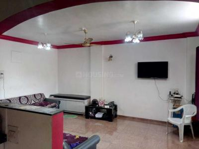 Gallery Cover Image of 1500 Sq.ft 3 BHK Apartment for rent in Gokhalenagar for 45000