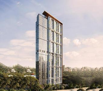 Gallery Cover Image of 501 Sq.ft 1 BHK Apartment for buy in Mulund West for 11300000