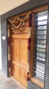 Main Entrance Image of 900 Sq.ft 2 BHK Independent House for rent in KPC Layout for 20000